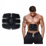 cautireduceri.ro-Aparat fitness cu electrostimulare EMS SixPack pentru abdomen